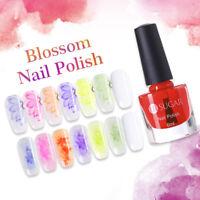 6ml UR SUGAR Blooming Effetto Smalto Per Unghie Pink Nail Art Polish