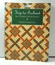 A TRIP TO IRELAND * Quilt Pattern Book ** Elizabeth Hamby Carlson