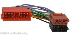 PEUGEOT Radio Adapter ISO Kabel 106 205 405 505 605