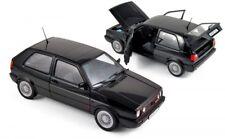 Norev VW Golf II GTI G60 schwarz 1990 1:18