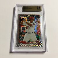 Anthony Rendon 2013 Topps Chrome X-Fractors BGS 9.5 Rookie Card RC #128