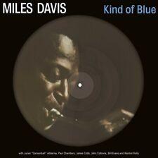 Miles Davis - Kind Of Blue VINYL LP DOL725HP PICTURE DISC