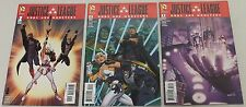 Dc: Justice League: Gods and Monsters (2015) #1-3 Complete Set