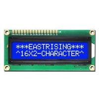 1602 16x2 Character LCD Display HD44780 Blue Backlight Module
