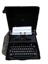 Vintage Royal typewriter In Working Order