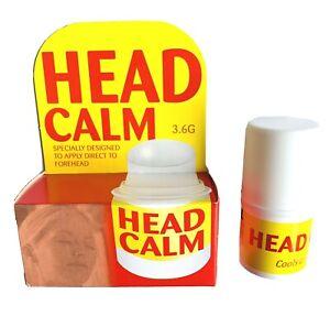 Head calm 3.6g x12 pack, for headaches, neck aches & Migraines