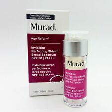 Murad Invisiblur Perfecting Shield SPF30 Expiry 01/21 30ml #9331 NEW SEALED