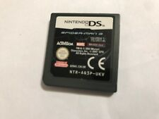 NINTENDO DS NDS DSL DSi XL SPIDERMAN GAME CARTRIDGE ONLY SPIDER-MAN 3