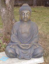 Concrete / Cement Statue Mold LG Buddha  Latex rubber / Fiberglass