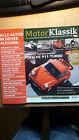 Motor Klassik 4/2011 Chevron B8 MG A und Twin-Cam Restaurierung Fiat 500 BMW R80
