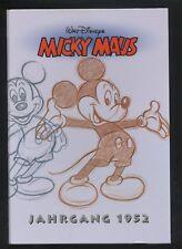 MICKY MAUS REPRINT KASSETTE A JAHRGANG 1952 - *LEERSCHUBER* - EHAPA VERLAG 1996