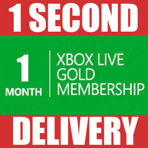 Catalog 1 Month Xbox Live Gold Membership Travelbon.us