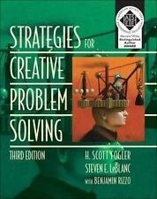 Strategies for Creative Problem Solving by Benjamin Rizzo, Steven E. LeBlanc and