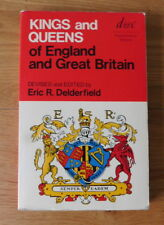 Kings and Queens of England and Great Britain by Eric R. Delderfield (Paperback,