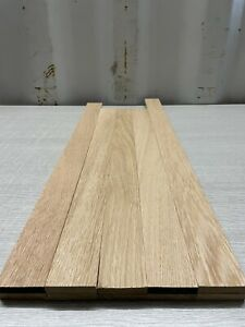Planned Oak Timber Offcuts - Inlay - 10 pieces @ 48 X 10 X 600mm Long