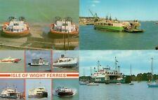 More details for 14 isle of wight ferry sealink floating bridge hovercraft pcs unused aj965