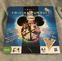 Disney Trivia Pursuit For All Fun For All Ages - Hasbro