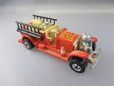 Hotwheels/Mattel : Feuerwehr Rescue Rods, made in Malaysia (DK)