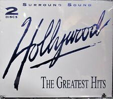 Hollywood: The Greatest Hits by Various Artists NEW! 2 CDS, TV, FILM 20 TRACKS
