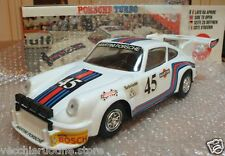 REEL RE EL TOYS PORSCHE 911 S TURBO MARTINI MISTERY BATTERY OPERATED sc targa