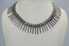 Antique Copy of old Design Silver Tribal Necklace ,Traditional Design  Necklace