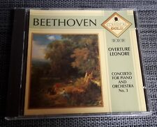 Classical Gold – Beethoven: Overture Leonore / Concerto For Piano & Orchestra 3