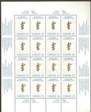 "1735 45¢ ""Health Professionals""  VFNH Sheet of 16"