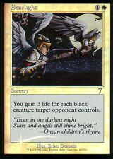 Starlight FOIL   EX   7th   Magic MTG