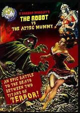 The Robot Vs. the Aztec Mummy (DVD, 2003)