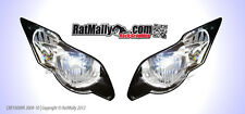 WORLD SUPERBIKE STYLE HEADLIGHT STICKERS - HONDA CBR1000RR 08-11 - RACE GRAPHICS