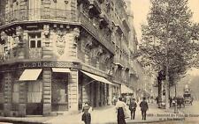 PARIS Boulevard des Filles-du-Calvaire et Rue Froissart TBE