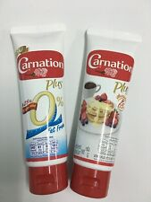 Carnation Plus Sweetened Condensed Milk Product  Non Fat  Brand Tube Halal