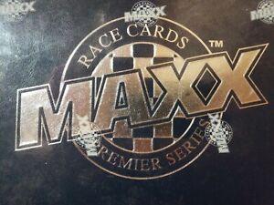 Vintage 1993 Maxx Premier silver Series lot Album 035734 SEALED