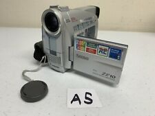 Canon Zr10 Camcorder - Silver Tested