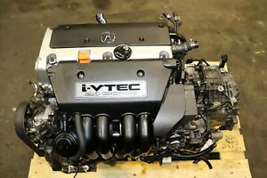 2005-2006 ACURA RSX Base 2.0L K20A3 DOHC VTEC ENGINE & Automatic Transmission