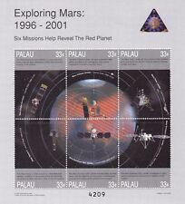 Palau 1999 Mf 1265-70 Esplorazione del pianeta mnh