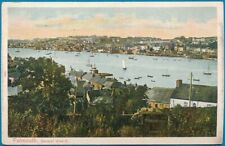vintage ansichtkaart U.K. FALMOUTH, General View II