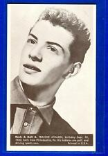 1959 59 NU CARDS ROCK & ROLL FRANKIE AVALON #3 CELLO PACK FRESH