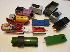 Thomas and Friends Trackmaster engines, Tenders, trucks SPARES OR REPAIRS