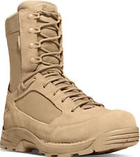 "NEW Danner TFX G3 Desert Rough-Out Boots, 8"", Tan Leather/Nylon Gore-tex 24307"