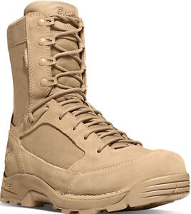 """NEW Danner TFX G3 Desert Rough-Out Boots, 8"""", Tan Leather/Nylon Gore-tex 24307"""
