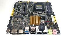 EMB-H81B-B10 Intel H81/ DDR3/ SATA3&USB3.0/A&2GbE Mini ITX LGA1150 Desktop Board