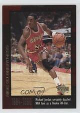 1999 Upper Deck Career Box Set Michael Jordan #11 HOF