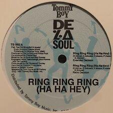 "DE LA SOUL Ring Ring Ring (Ha Ha Hey) 12"" 1996 Tommy Boy TB 965 SEALED"