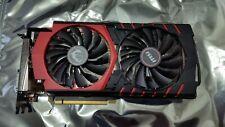 MSI GEFORCE GTX 980 GAMING 4G - 4GB DDR5 - DL-DVI-I/HDMI/DisplayPort x3