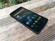 LG Google Nexus 5 Smartphone 16GB Black (Unlocked) - Works Great - New Battery