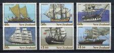 34633) New Zealand MNH Neu 1990 Ships 6v