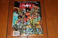 Heavy Metal Magazine Summer 1999 FAKK 2 Movie Sequel Kevin Eastman Simon Bisley