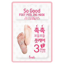 [PRRETI] So Good Foot Peeling Mask 3-Step Program 1pair - BEST Korea Cosmetic