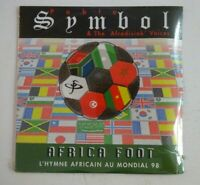 PABLO SYMBOL : AFRICA FOOT (L'HYMNE AFRICAIN 98) ♦ CD Single NEUF / NEW ♦